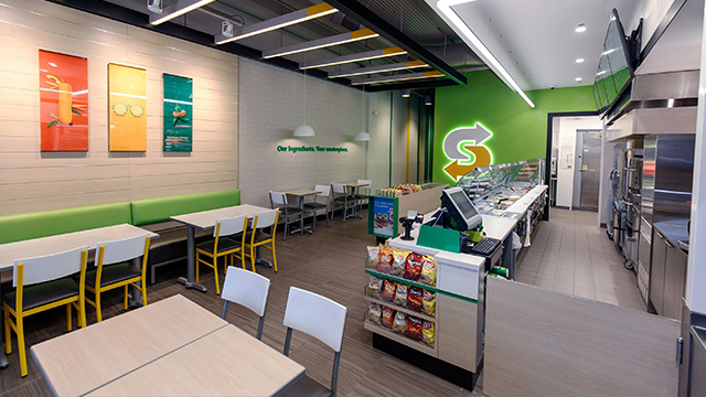 Subway could close up to 500 North American restaurants