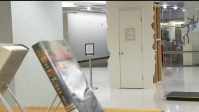 'Cry Closet' installed at University of Utah