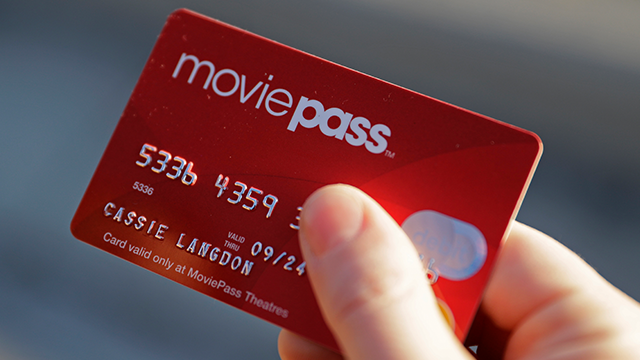 MoviePass tightens plans: You can't see a movie a couple of times