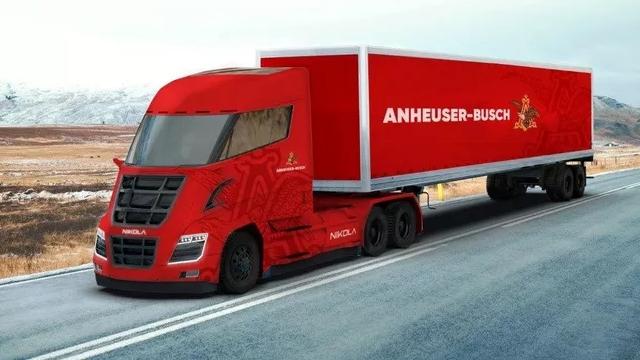 Anheuser-Busch orders 800 hydrogen-powered semi-trucks from Tesl - CBS46 News