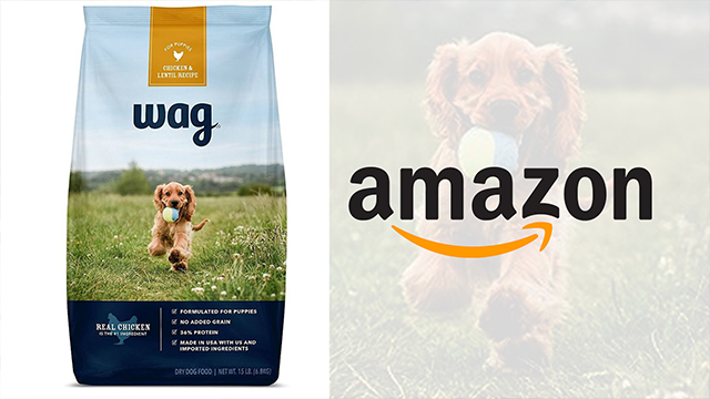 Amazon Launches Private-Label Pet Brand