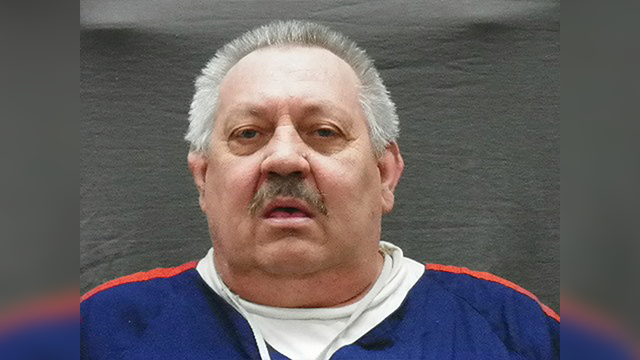 In this March 6, 2017 photo released by the Michigan Department of Corrections, Arthur Ream is shown. (Michigan Department of Corrections via AP)