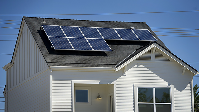 California may require solar panels on all new homes