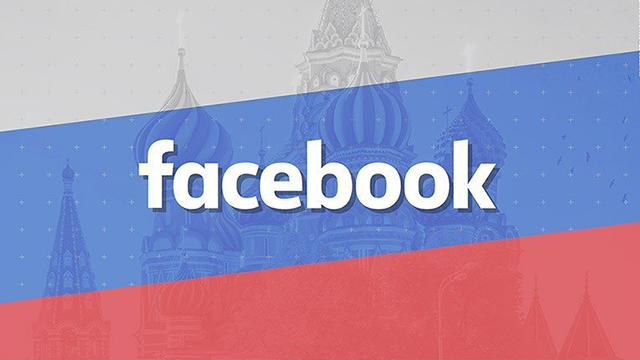 Russian Facebook ads suggest efforts to split United States  public before 2016 polls
