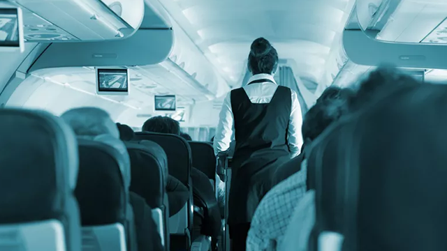 Two-thirds of flight attendants have been sexually harassed, survey says