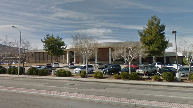 Police have rushed to Highland High School in Palmdale, California