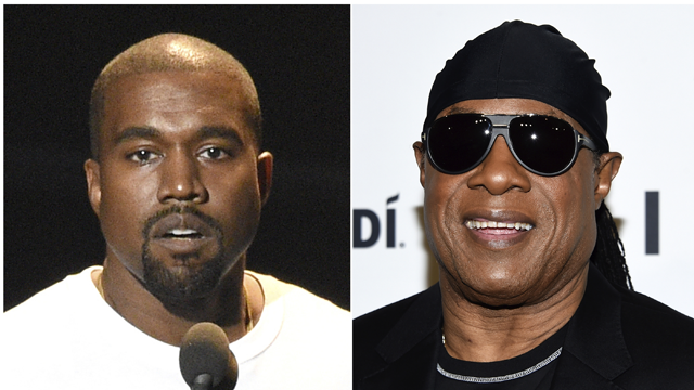 Stevie Wonder: Kanye West's 'Slavery is Choice' Remark is Like Holocaust Denial