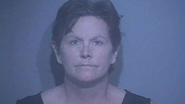 Vicki Patrick was arrested for DUI while driving a school bus that had 25 students on it. (Baldwin County Jail via WALA)
