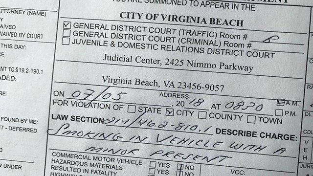 Virginia state laws on dating minors