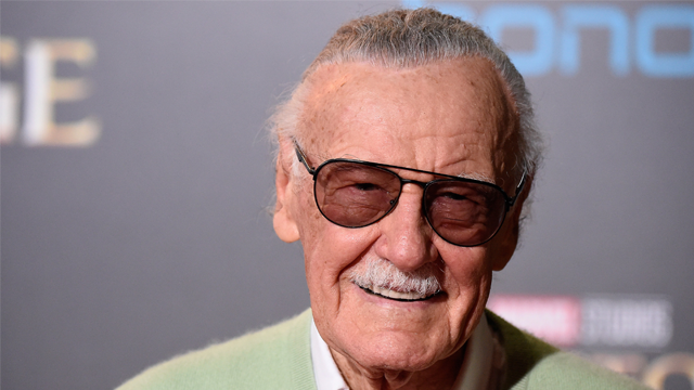 Stan Lee files $1B lawsuit against POW! Entertainment for 'stealing' his name