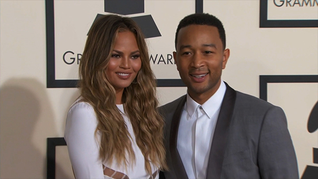 Chrissy Teigen and John Legend are mourning the loss of a four-legged member of their family -- their beloved dog, Puddy. (CNN)