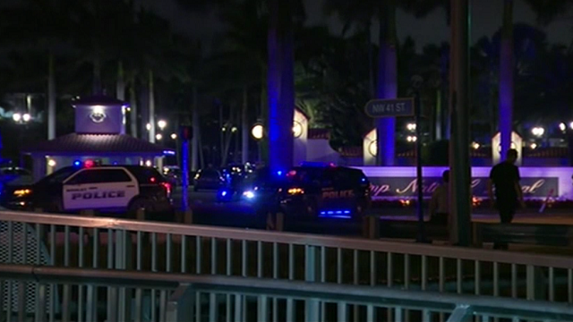 Man shot by police during confrontation at Trump National Doral, reports say