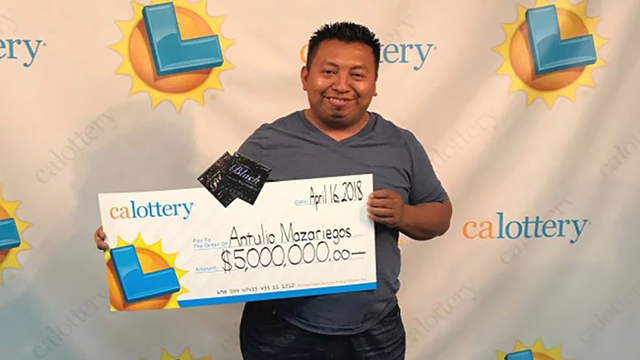 (California Lottery)