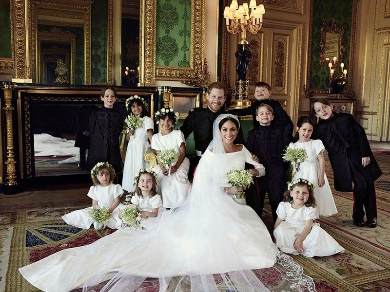 (Alexi Lubomirski/Kensington Palace via AP)