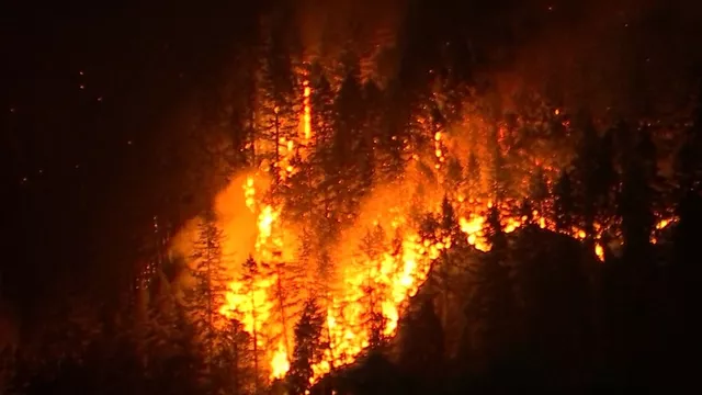 Eagle Creek Fire (KPTV file image)