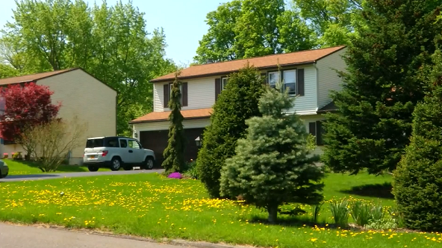 A couple in Camillus, New York took their 30-year-old son to court to force him to move out. (WTSM via CNN)