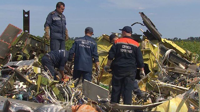 A Netherlands-led investigation team says Russia's 53rd anti-aircraft brigade 'shot down' flight MH-17 in Ukraine back in 2014. (CNN)