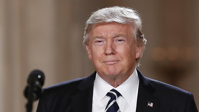 Trump praises NFL's policy banning kneeling for national anthem | WSMV 4