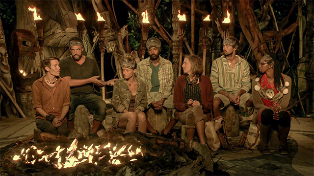 The season finale of 'Survivor' was full of surprises. (CBS via CNN)