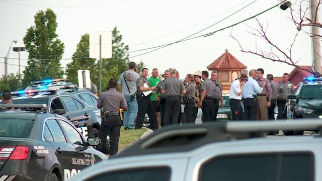Armed citizen kills shooter at Oklahoma City restaurant | WSMV 4