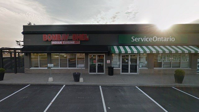 Bombay Behl Indian restaurant in Mississauga, Ontario, Canada (Google Maps)