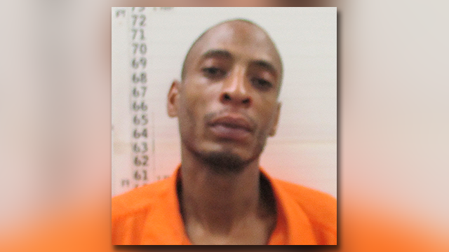 An undated mugshot shows Jerry Lee Robinson, who was shot and killed when he attempted to enter a home with a hatchet in his hand on Tuesday, May 29, 2018.  (Choctaw County Jail, WCBI)
