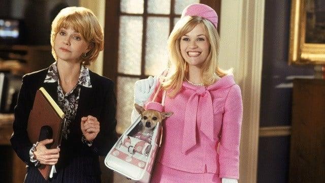 """A still from the 2001 film """"Legally Blonde."""" (Metro Goldwyn Mayer via CNN Wire)"""