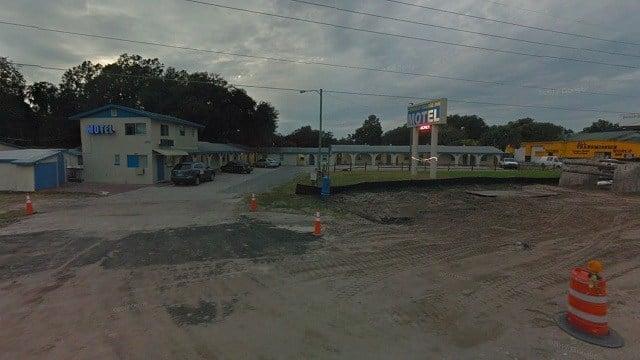 Friendly Village Inn & Motel in Kissimmee, Florida. (Google Maps)
