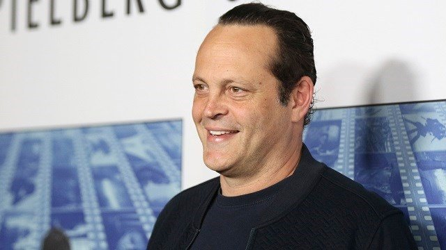 """Vince Vaughn arrives at the Los Angeles premiere of """"Spielberg"""" at Paramount Studios on Tuesday, Sept. 26, 2017. (Photo by Willy Sanjuan/Invision/AP)"""