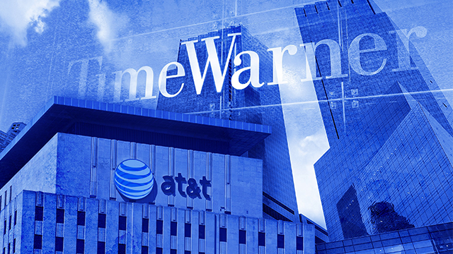 "The Justice Department's antitrust chief Makan Delrahim said on Thursday his ""line is always open"" if AT&T decides it wants to settle the case the government has brought to stop the telecom giant's acquisition of Time Warner. (Shutterstock/CNNMoney)"