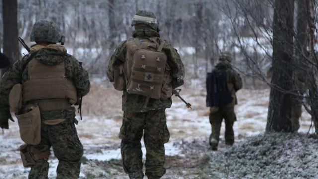 The government of Norway has approved approximately 400 additional US Marines to be posted to Norway, according to the country's Ministry of Defense. (CNN)