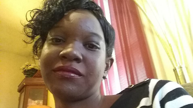 Loreal Goode, 32, was shot in the head Wednesday morning in a Family Dollar store parking lot. (Credit: KMOV)