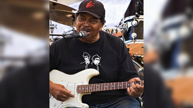 "Blues Brother guitarist Matt ""Guitar"" Murphy has died, according to the official Blues Brothers social media accounts run by Judy Belushi and Dan Aykroyd. (Photo: Blues Brothers via CNN)"