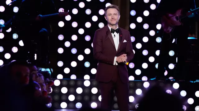 Chris Hardwick, founder of Nerdist, has hosted TV shows on AMC, NBC and other networks. (NBC/Getty Images)