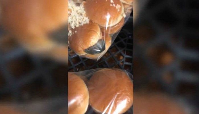 Wendy's employees film mouse 'moving around' in burger buns at Oklahoma location