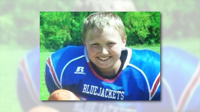 (Twitter) A family in Minnesota received the last school yearbook that 12-year-old Kaiden Kauffman would be pictured in but when they flipped through the pages heartbreak set in as they noticed there was no mention of him.