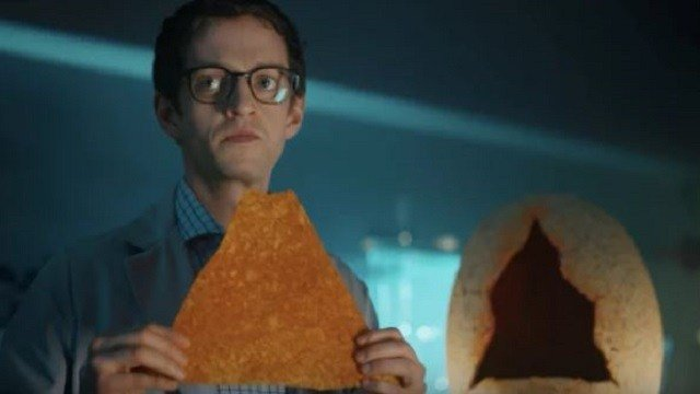 The Jurassic Dorito. (PepsiCo/Frito-Lay via CNN Wire)