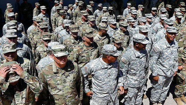 The governors of multiple East Coast states have announced that they will not deploy National Guard resources near the U.S.-Mexico border. (AP Photo/Ross D. Franklin)