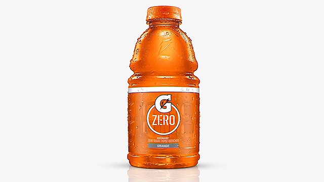 "Gatorade goes sugarless for the first time in its 53-year-history with ""Gatorade Zero"" (Pepsico)"