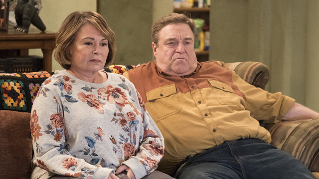 "ABC may have pulled the plug on ""Roseanne,"" but the family at the show's center may have more life ahead. (Adam Rose/Disney ABC TV Group/ABC via Getty Images/CNN)"