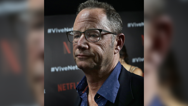 Netflix Executive Communications Director Jonathan Friedland poses for photo during a red carpet event in Mexico City, Wednesday, Aug. 2, 2017. (AP Photo/Marco Ugarte)
