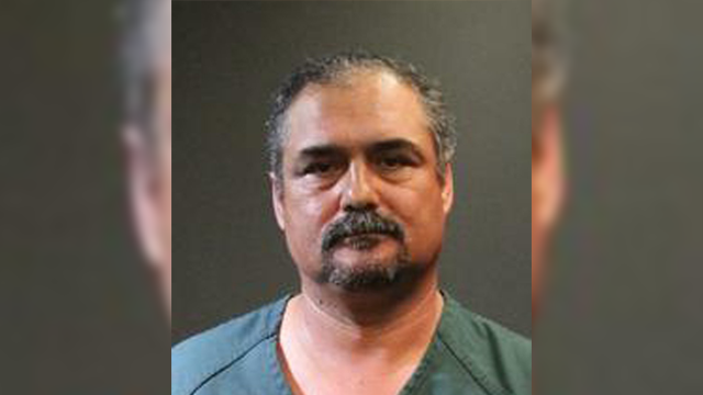 A 51-year-old man has been arrested after being accused of sexually assaulting a young girl at a Santa Ana church on Father's Day. (Santa Ana PD via CNN)