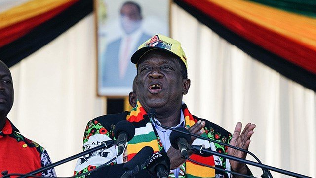 Several injured in Zimambwe blast, moments after Mnangagwa address — ALERT
