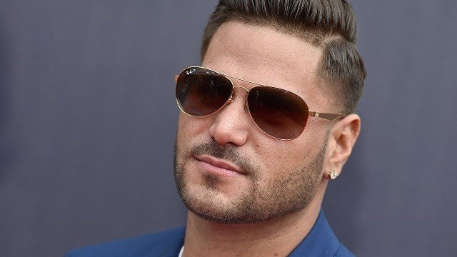 TV personality Ronnie Ortiz-Magro attends the 2018 MTV Movie And TV Awards at Barker Hangar on June 16, 2018 in Santa Monica, California. (Photo by Axelle/Bauer-Griffin/FilmMagic)