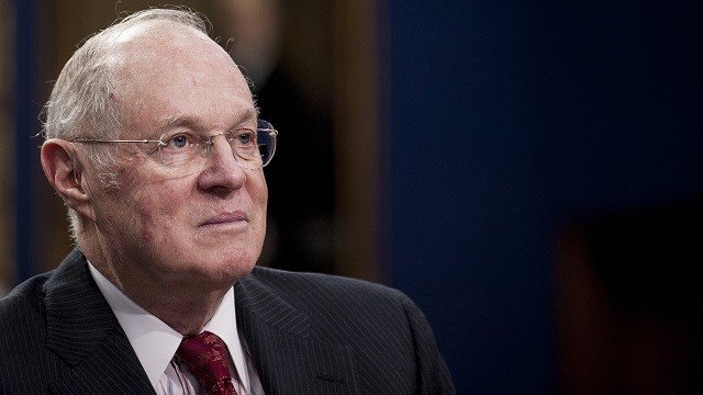 Anthony Kennedy, the longest-serving member of the current Supreme Court, was appointed by President Ronald Reagan in 1988. He is a conservative justice but has provided crucial swing votes in many cases. (Getty Images)
