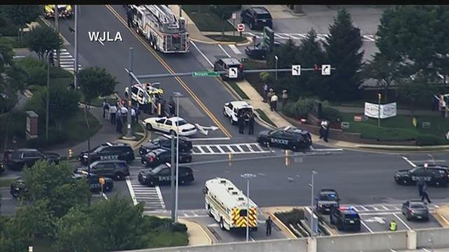 Sheriff: 'Multiple' deaths reported at newsroom shooting in Maryland