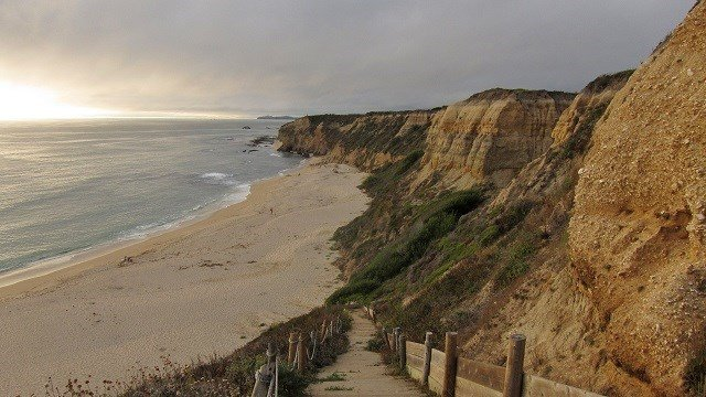 This August 2013 file photo shows Cowell Ranch Beach. (Credit: Miguel Viera via Flickr)