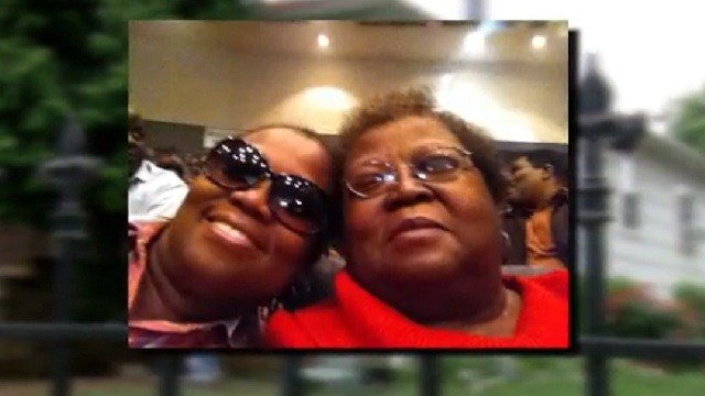 Linda Daniels (right) died seven hours after her electric company shut off the power to her home. (News 12 New Jersey via CNN Wire)