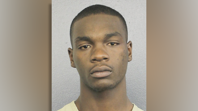 This photo provided by Broward Sheriff's Office shows Michael Boatwright.