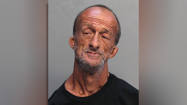 This mugshot shows 46-year-old Jonathan Crenshaw. (Miami-Dade Corrections)